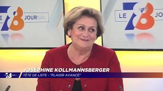 Yvelines | Joséphine Kollmannsberger candidate pour un 3ème mandat à Plaisir