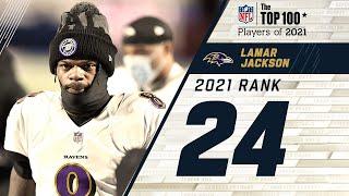 #24 Lamar Jackson (QB, Ravens)
