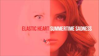 Download Sia & Lana Del Rey - Elastic Heart / Summertime Sadness (Eliponto Mash Up) Mp3 and Videos