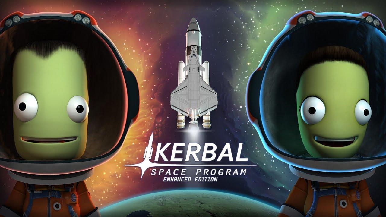 Kerbal Space Program Enhanced Edition Launch Trailer - YouTube