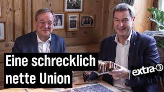 CDU und CSU: Eine schrecklich nette Unions-Familie