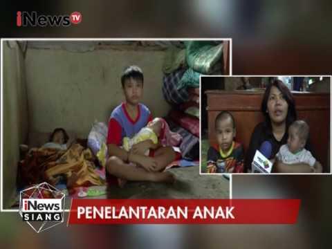 Sang Ibu Yang Menelantarkan 4 Anak Di Sumedang Telah Kembali Pulang - INews Siang 14/03