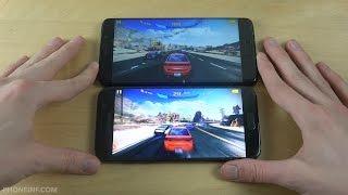 Elephone S7 vs. Samsung Galaxy A5 2017 Gameplay Performance!