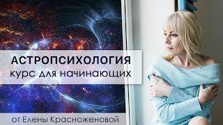 Астрология курс для начинающих от Елены Красноженовой