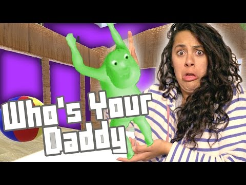 My baby is an alien!! Who's Your Daddy? - Mystery Gaming!