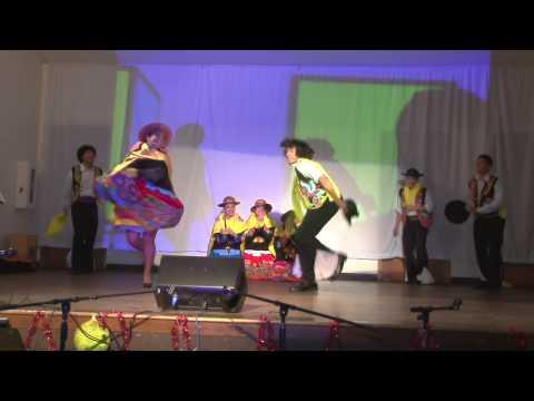 HUAYLARSH  Pio Pio  PERU. - Danzas Peruanas LA. Raicesperuanas dance group,Los Angeles ,California.s