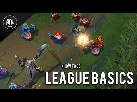 How to CS better in League of Legends + tips and tricks! | League Basics