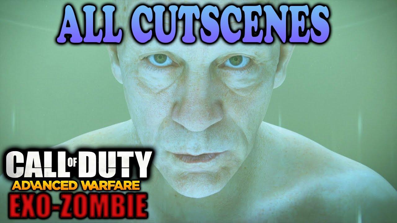 Download ALL CUTSCENES EXO ZOMBIE - Complete Exo Zombie Storyline - Call Of Duty Advanced Warfare