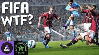 Game Attack vs Achievement Hunter in FIFA: Total Incompetence