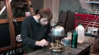 Primus 5 classic camping stove