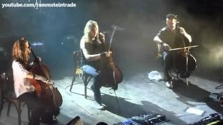 Apocalyptica en Argentina 2012 // Full Concierto