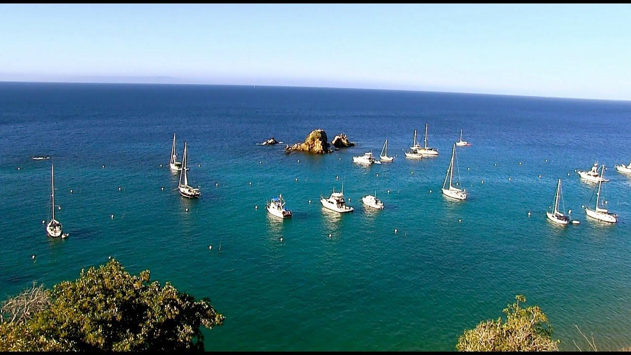 Emerald bay catalina youtube for Catalina bay