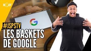 Je sais pas si t'as vu... Les baskets Google