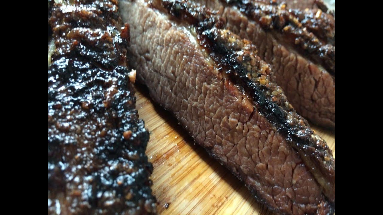 Räucherbox Für Gasgrill Q 3200 : Klassisches beef brisket vom gasgrill youtube
