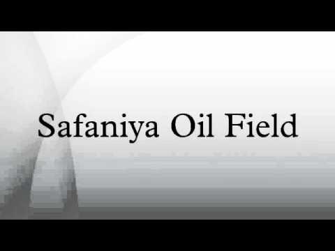 Safaniya Oil Field