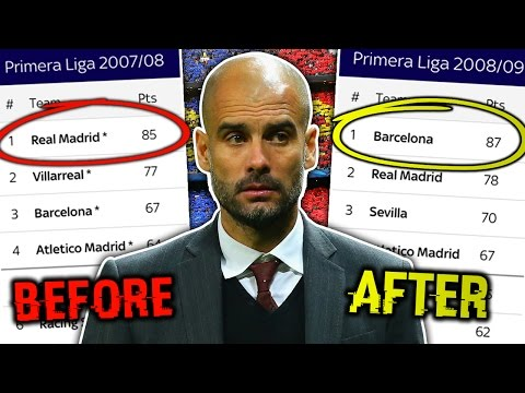 10 Managers That Saved Their Club | Guardiola, O'Neill & Redknapp!