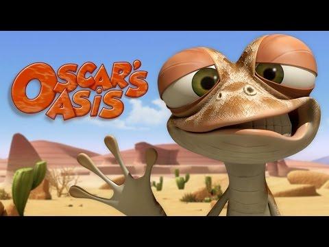 Comedy Cartoon Movies For Kids 2016 - - Oscar's Oasis Funniest cartooon Movies-