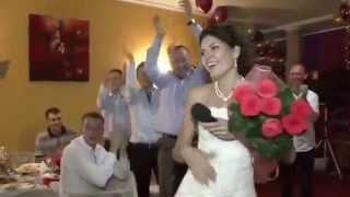 Невеста Читает Рэп Жениху трогает до слез