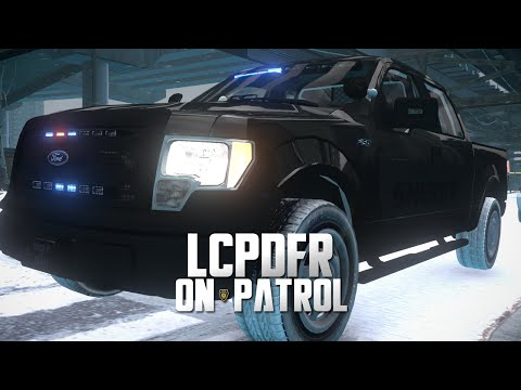 ON PATROL - LCPDFR [DAY 87] SNOW PATROL