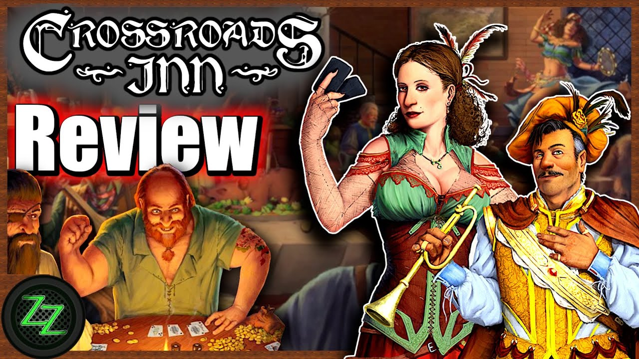 Crossroads Inn Review [Deutsch;many subtitles] Die RPG Tavernen Wirtschafts-Simulation im Test