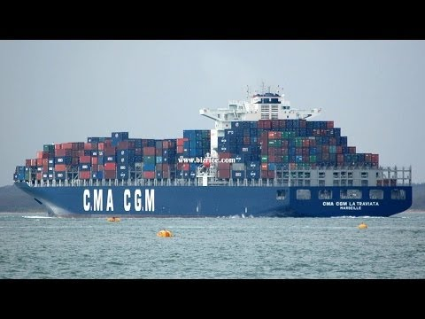 Top 10 Biggest Sea Port in the World