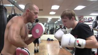 brandon krause why he does not want boxers to get into street fights - EsNews