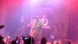 Wiz Khalifa - Super Mile Hi & Cabin Fever Intro Live in Denver, CO - Waken Baken Tour