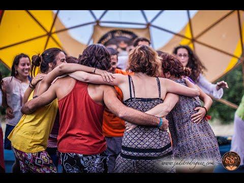 SPIRITUAL DANCE FESTIVAL - DIAS DE LUZ 2016