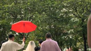 Hin Kwan & Michelle SDE - Wedding Video Singapore - Cream Pictures Thumbnail