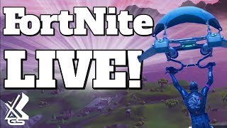 Fortnite LET'S GET HYPE // xGs Giveaway Down Below!