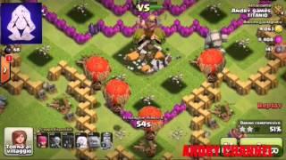 Clash of clans #1 [ Il mio primo passo]