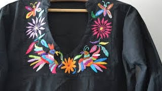 lo nuevo del bordado mexicano