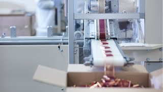 Packaging and Paper Goods Machine Worker Career Video