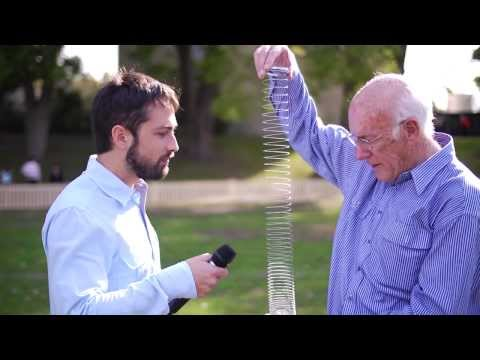 Slinky drop physics - Bad Astronomy : Bad Astronomy