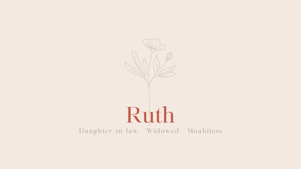 'Ruth' with Debbie Burgess | Book of Ruth - Part 3 | 16.5.21