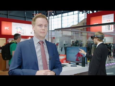 Hannover Messe 2017, Day 1: Beckhoff Trade Show TV