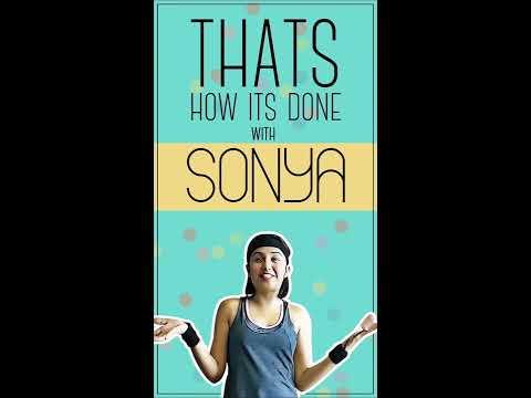 Yoga With Sonya - Episode 1|Prajakta Koli|mostlysane|