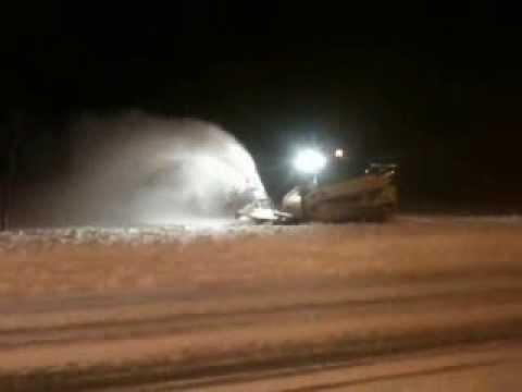 PPM Inc Municipal Sidewalk Snow Blowing Halifax NS