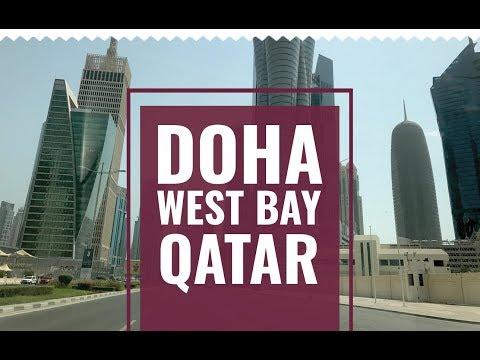 Doha West Bay Qatar - ShortVideo