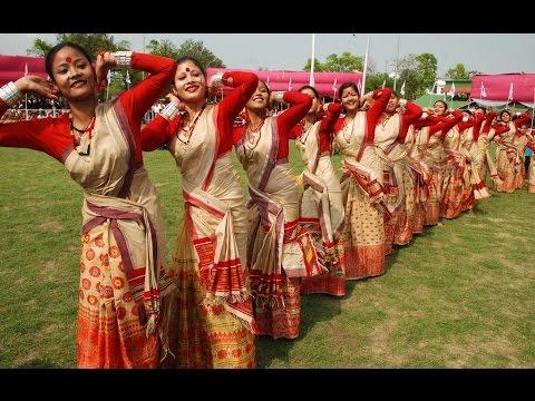 Magh Bihu celebration in Assam | The Best of India