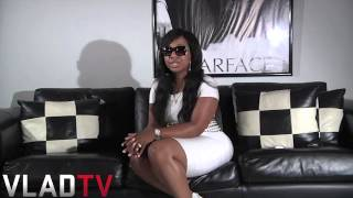 Dawn Heflin Talks Joseline