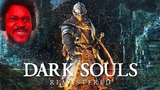 Dark Souls Remastered (RAGE)