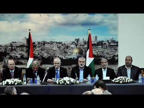 Médio Oriente: Primeiro conselho de ministros palestiniano em 7 anos