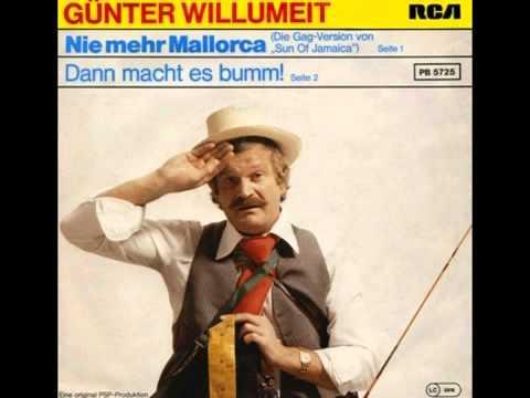 Günter Willumeit - Nie mehr Mallorca (1980)