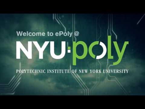 NYU Polytechnic School of Engineering - Orientation