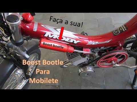 Boost bootle para mobilete