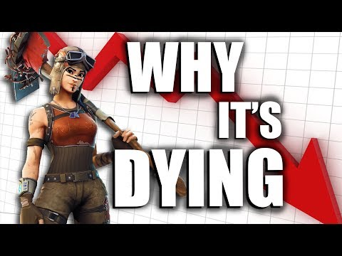 Fortnite is Finally Dying