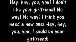 Avril Lavigne Girlfriend Lyrics