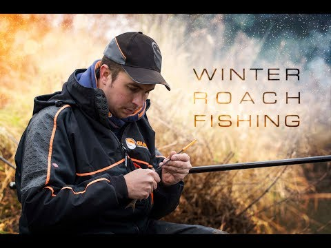 WINTER ROACH FISHING - Pemb Wrighting