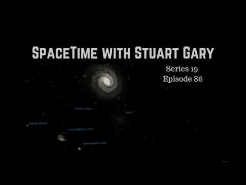 Record-breaking faint satellite galaxy discovered - SpaceTime with Stuart Gary S19E86